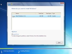 Migrating to Win7 2