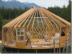 04-16-08 - 04-17-08 Large Yurt Raising 111