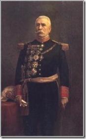 L'ancien Dictateur Porfirio Diaz